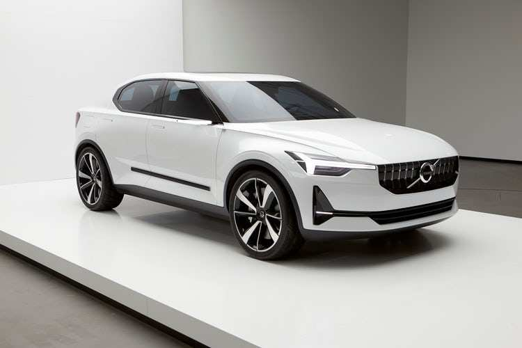 41 Gallery of Electric Volvo 2019 New Concept for Electric Volvo 2019