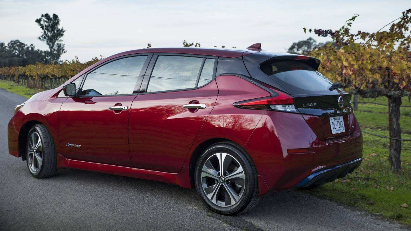 41 Gallery of Nissan Leaf 2019 60 Kwh Exterior and Interior for Nissan Leaf 2019 60 Kwh