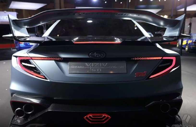 41 Gallery of Subaru Wrx 2019 Concept Interior by Subaru Wrx 2019 Concept