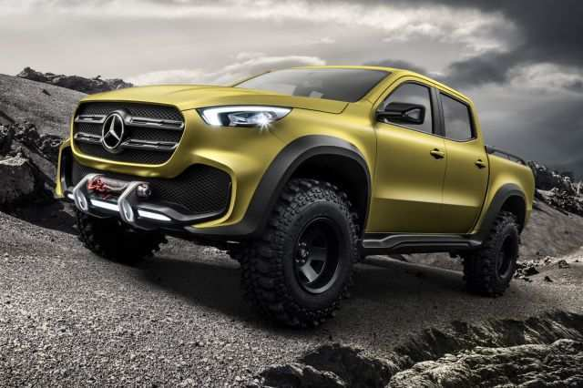 41 Great New 2019 Mercedes X Class Release Date And Specs Research New by New 2019 Mercedes X Class Release Date And Specs