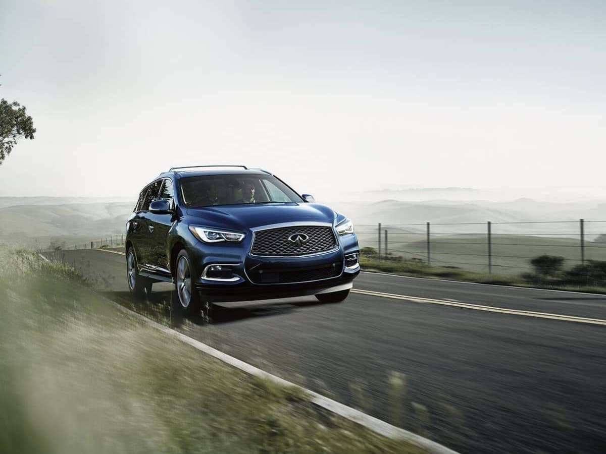 41 Great The 2019 Infiniti Qx60 Trim Levels Release Concept by The 2019 Infiniti Qx60 Trim Levels Release