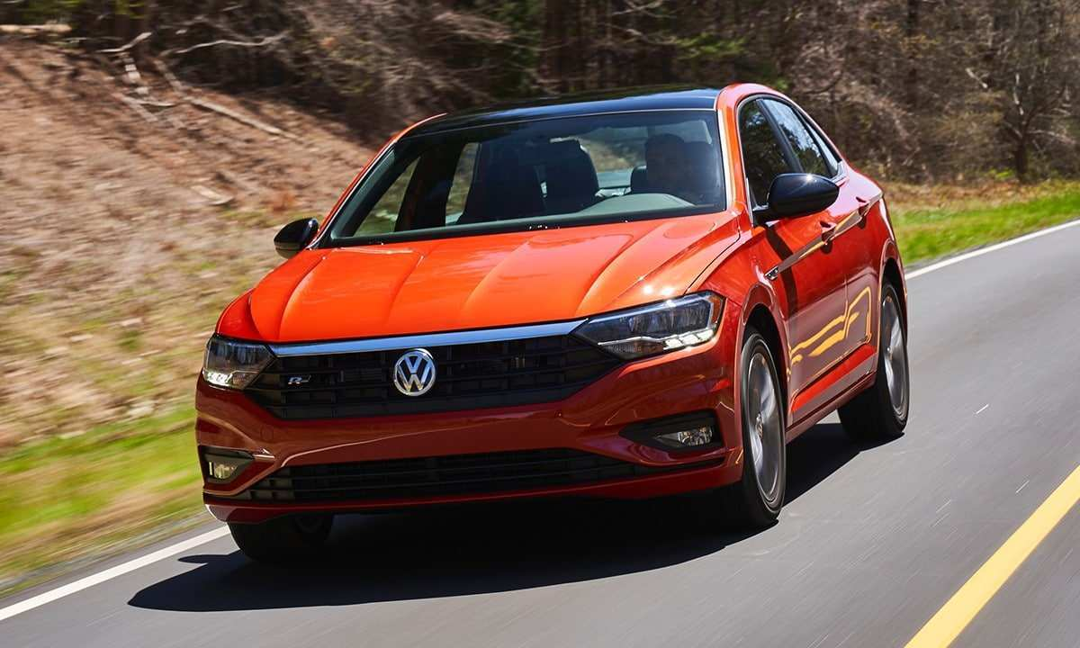 41 Great The 2019 Volkswagen Wagon First Drive Speed Test with The 2019 Volkswagen Wagon First Drive