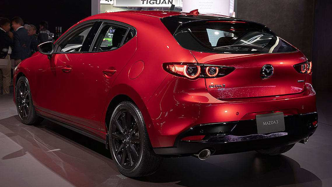 41 New Best Mazda 2019 Hatch Specs Concept with Best Mazda 2019 Hatch Specs