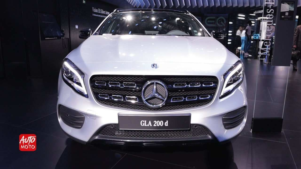 41 New Mercedes Gla 2019 Interior New Concept by Mercedes Gla 2019 Interior