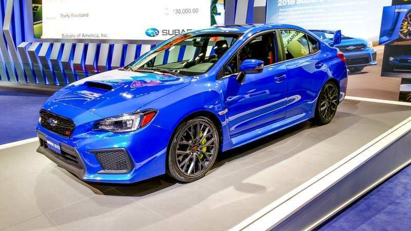 41 New New 2019 Subaru Wrx Sti 0 60 Performance And New Engine Exterior with New 2019 Subaru Wrx Sti 0 60 Performance And New Engine