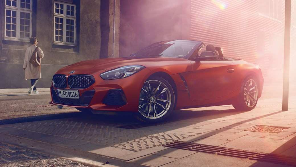 41 New New Bmw Z4 2019 Release Date Review And Specs Release with New Bmw Z4 2019 Release Date Review And Specs