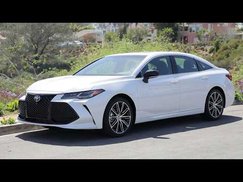 41 New New Toyota Avalon 2019 Review Exterior And Interior Review Rumors for New Toyota Avalon 2019 Review Exterior And Interior Review