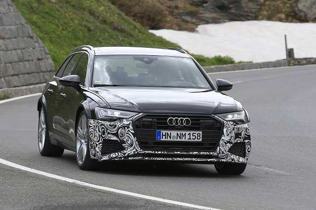 41 New The Audi 2019 Changes Spy Shoot Exterior and Interior with The Audi 2019 Changes Spy Shoot