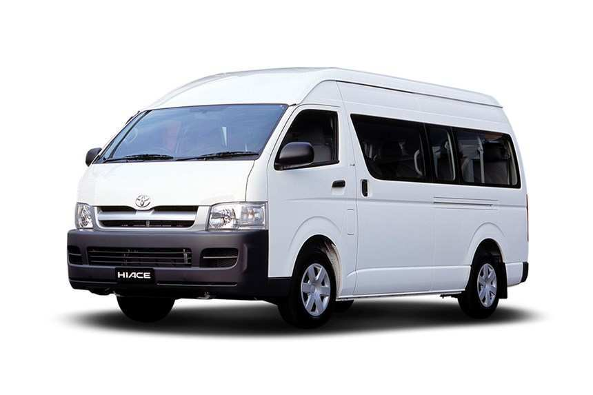 41 New The Toyota Bus 2019 Performance Style by The Toyota Bus 2019 Performance