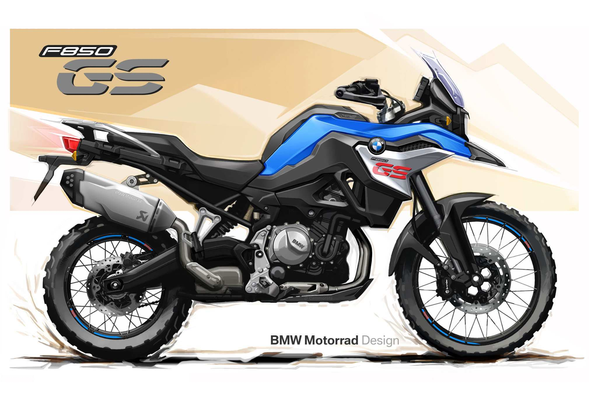 41 The Bmw F850Gs Adventure 2019 Engine Release Date for Bmw F850Gs Adventure 2019 Engine