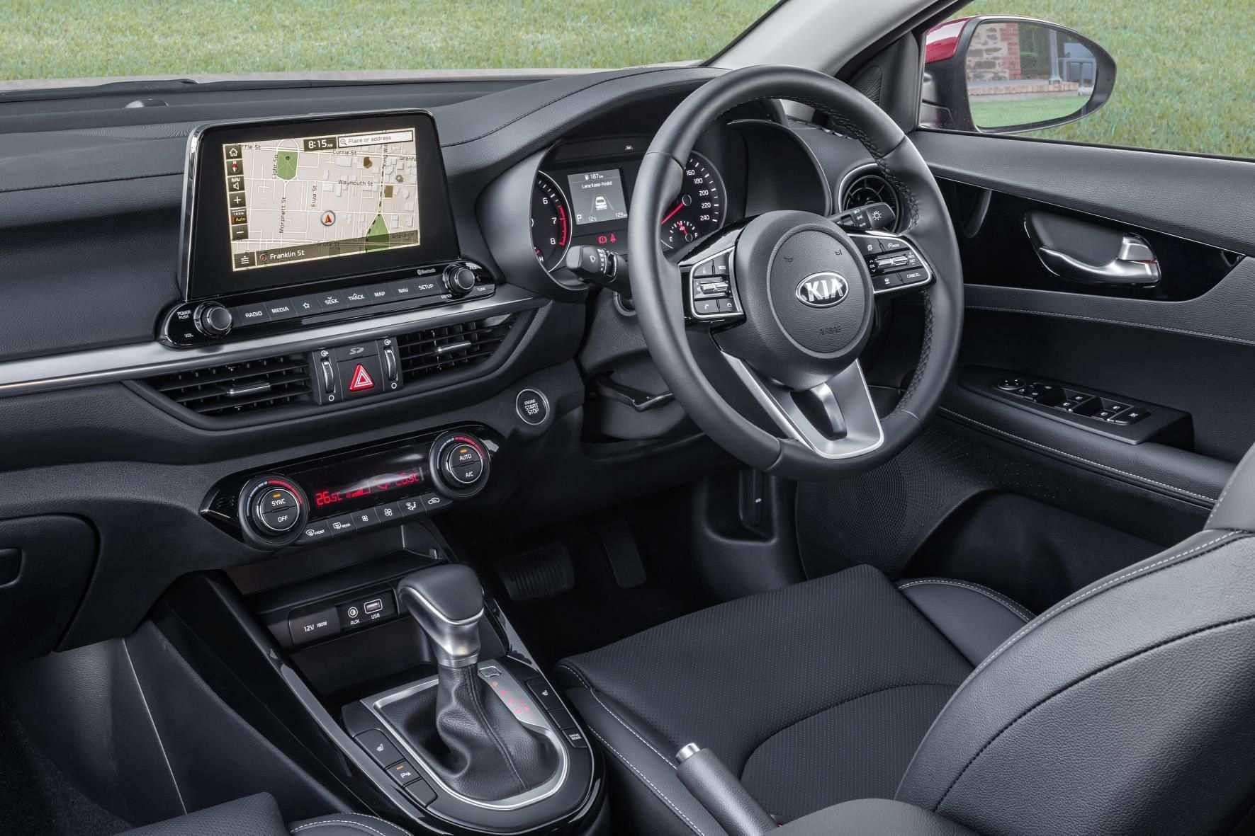 41 The Kia Cerato 2019 Interior Redesign and Concept by Kia Cerato 2019 Interior