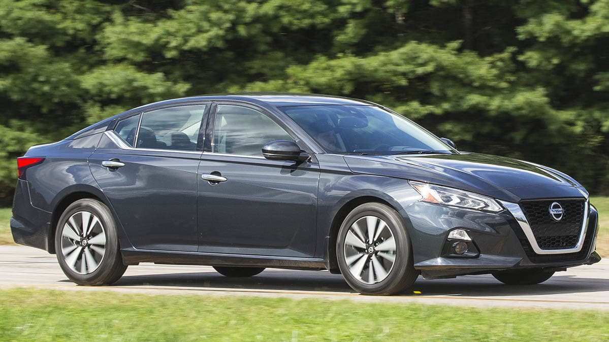 41 The Nissan Altima 2019 Images by Nissan Altima 2019