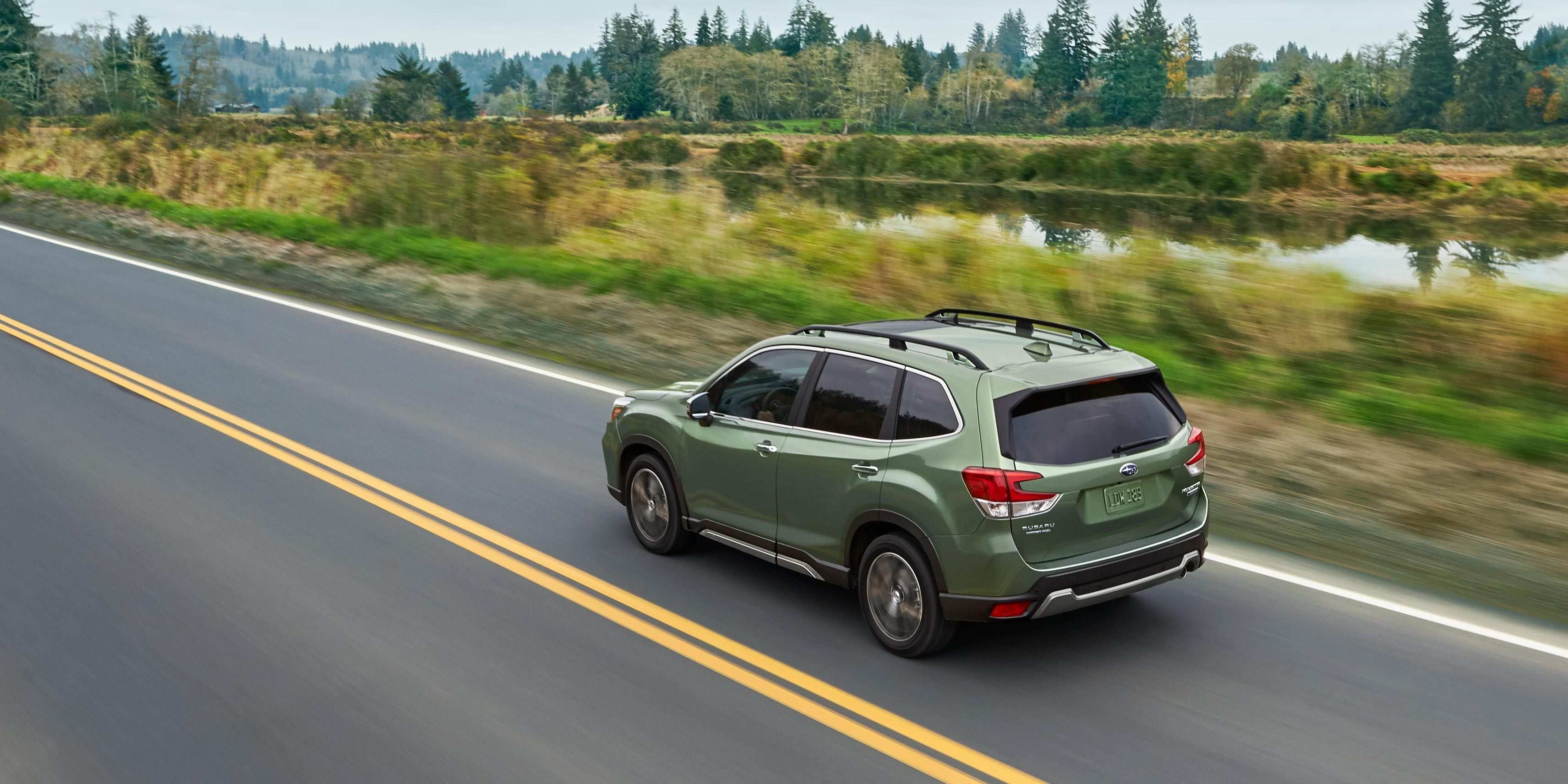 41 The Subaru Forester 2019 Green Spy Shoot Exterior for Subaru Forester 2019 Green Spy Shoot