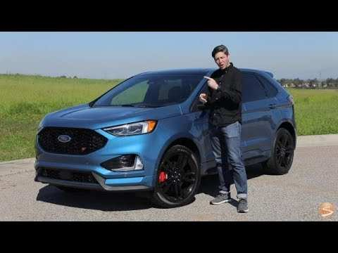 41 The The 2019 Ford Edge St Youtube Overview And Price Prices by The 2019 Ford Edge St Youtube Overview And Price