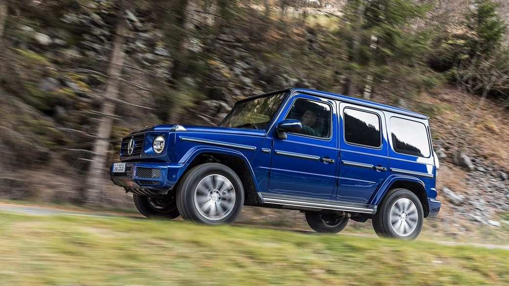 41 The The Mercedes G 2019 Price Price with The Mercedes G 2019 Price