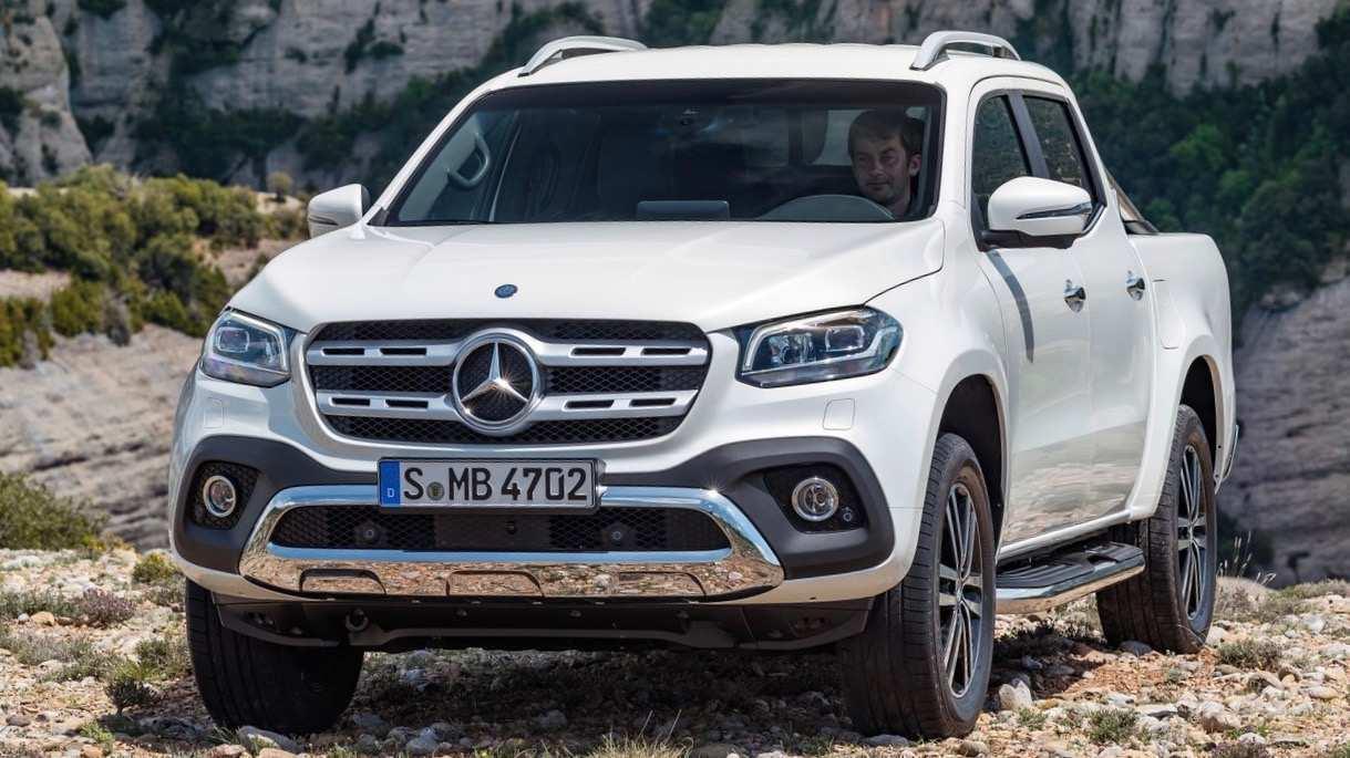 42 All New 2019 Mercedes Benz X Class Ratings for 2019 Mercedes Benz X Class