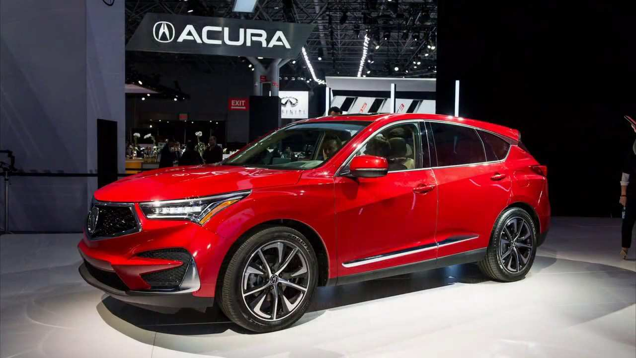 42 All New Acura 2019 Crossover First Drive Ratings with Acura 2019 Crossover First Drive