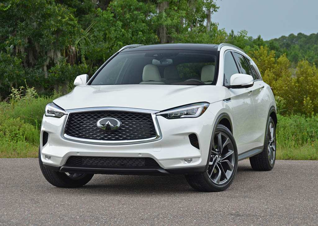 42 All New Best 2019 Infiniti Qx50 Essential Awd New Review Overview by Best 2019 Infiniti Qx50 Essential Awd New Review