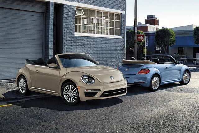 42 All New Best Volkswagen Beetle Convertible 2019 New Review Interior for Best Volkswagen Beetle Convertible 2019 New Review