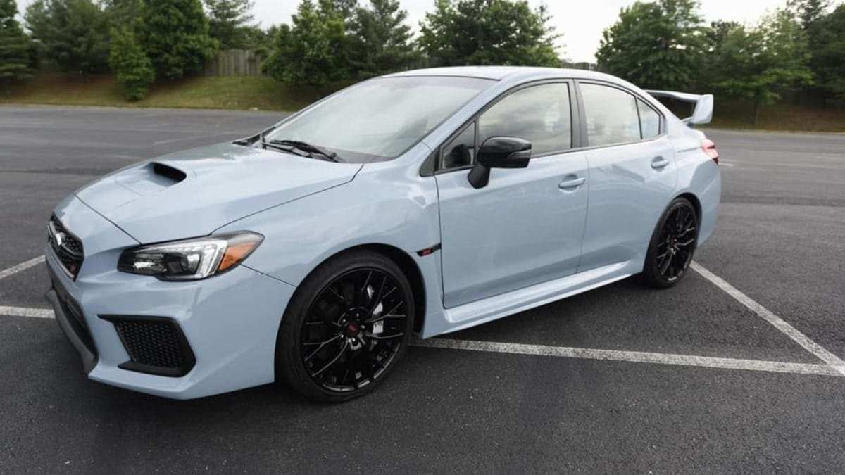 42 All New Sti Subaru 2019 Performance for Sti Subaru 2019