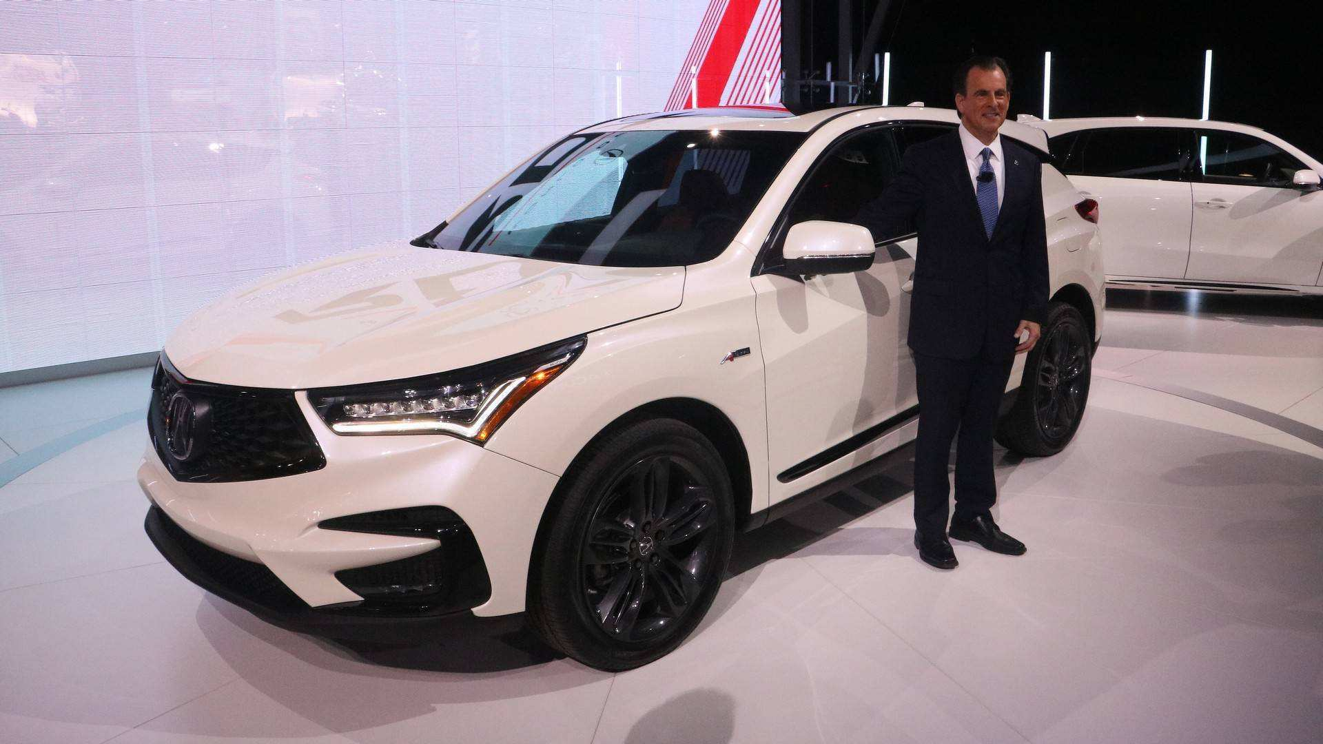 42 All New The Acura Rdx 2019 Release Date Usa Spy Shoot Price by The Acura Rdx 2019 Release Date Usa Spy Shoot