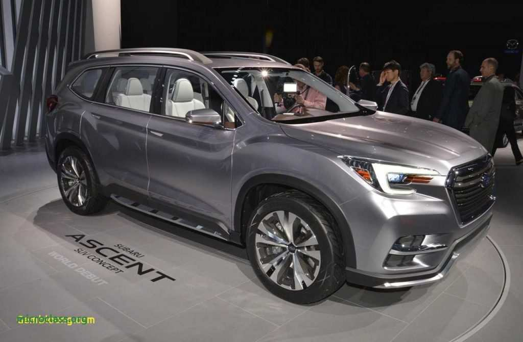 42 Best Review Subaru Outback 2019 Price Release Date Redesign by Subaru Outback 2019 Price Release Date