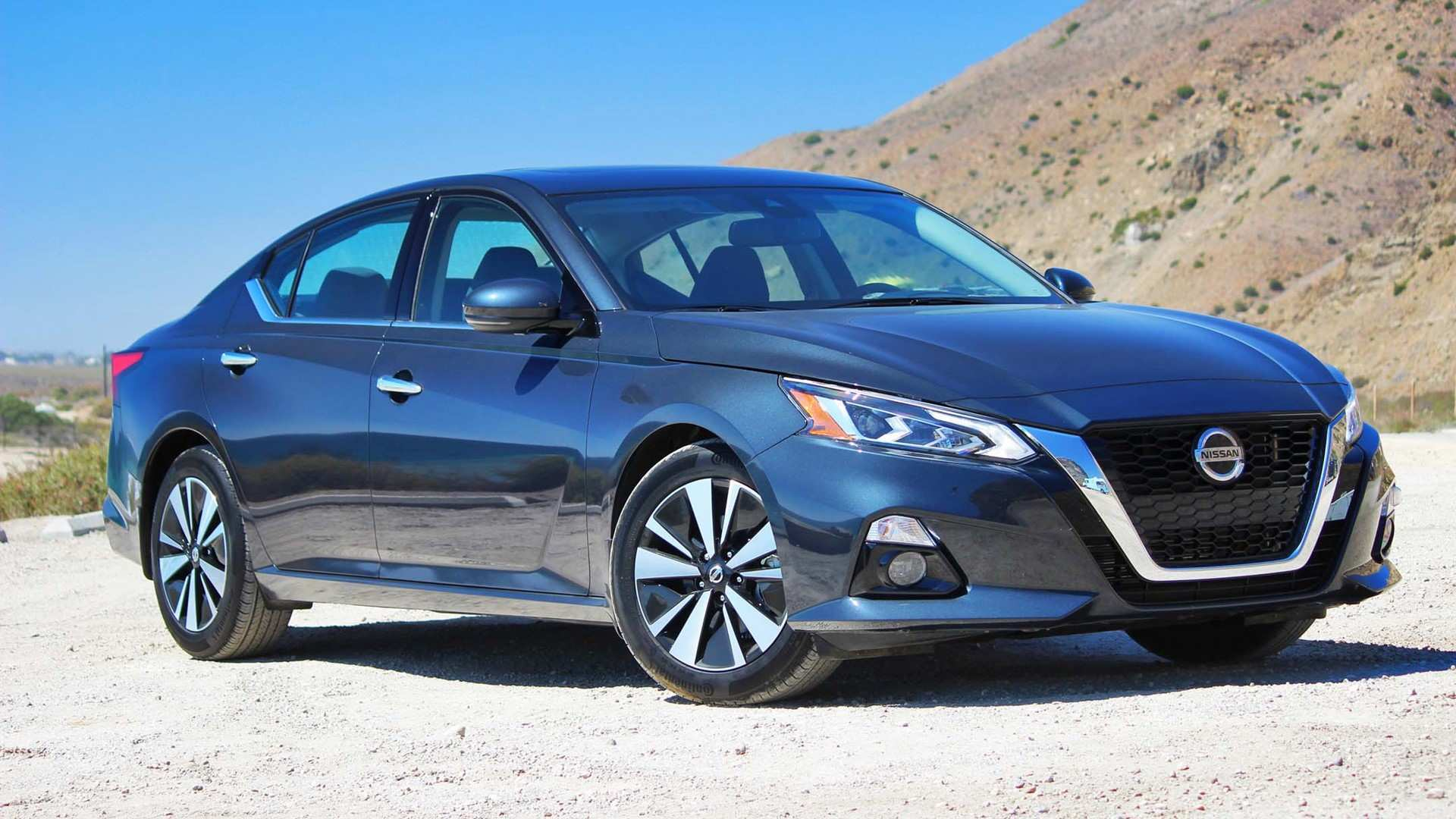 42 Best Review The 2019 Nissan Altima Horsepower First Drive Exterior by The 2019 Nissan Altima Horsepower First Drive