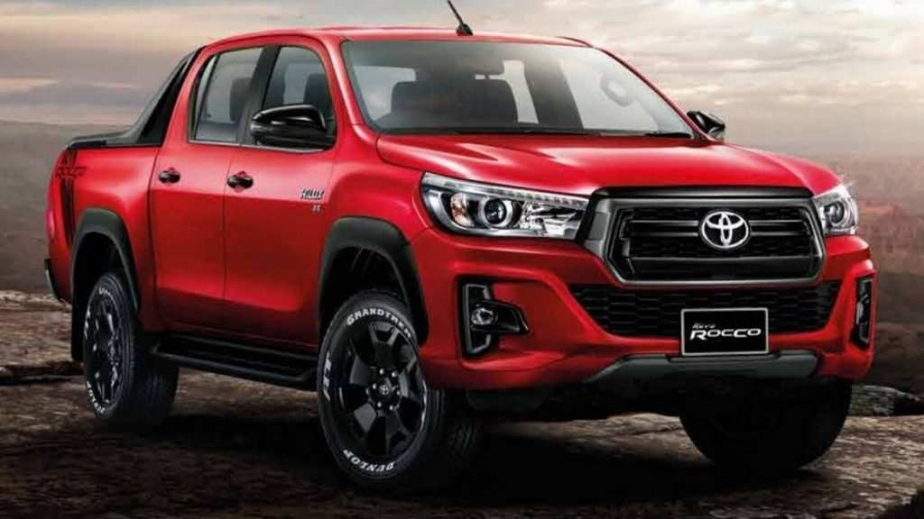 42 Concept of Best Toyota Hilux 2019 Facelift Concept Redesign with Best Toyota Hilux 2019 Facelift Concept