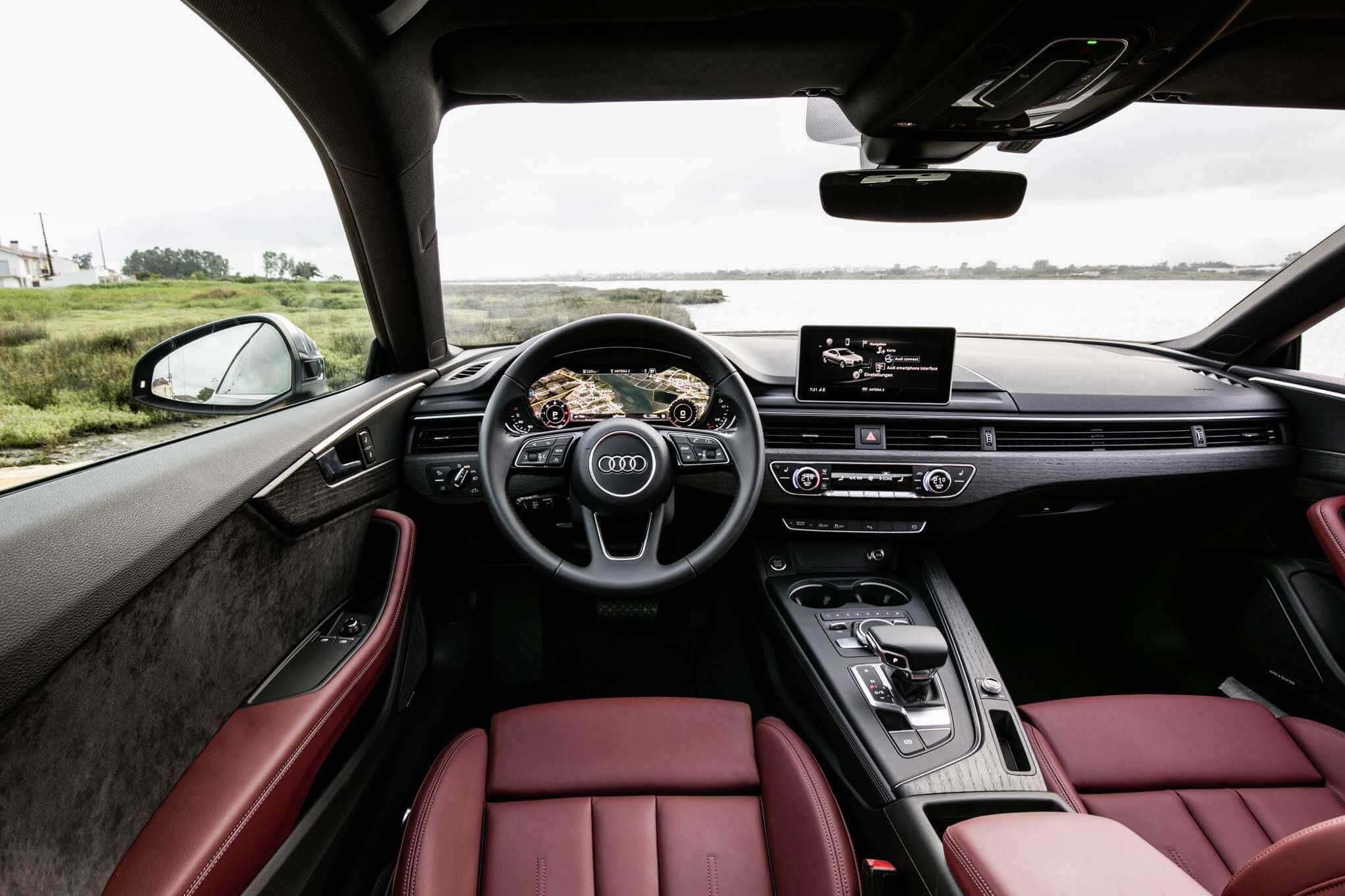 42 Concept of New Audi A6 2019 Interior Spy Shoot Price and Review for New Audi A6 2019 Interior Spy Shoot