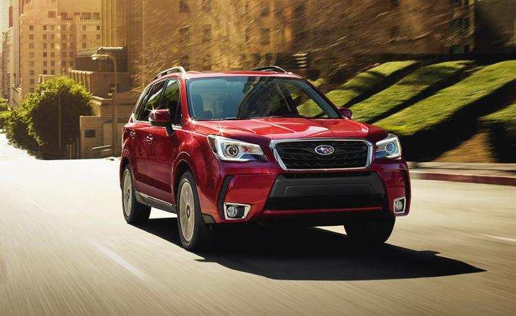 42 Concept of Subaru Plans For 2019 Concept Redesign And Review Specs with Subaru Plans For 2019 Concept Redesign And Review