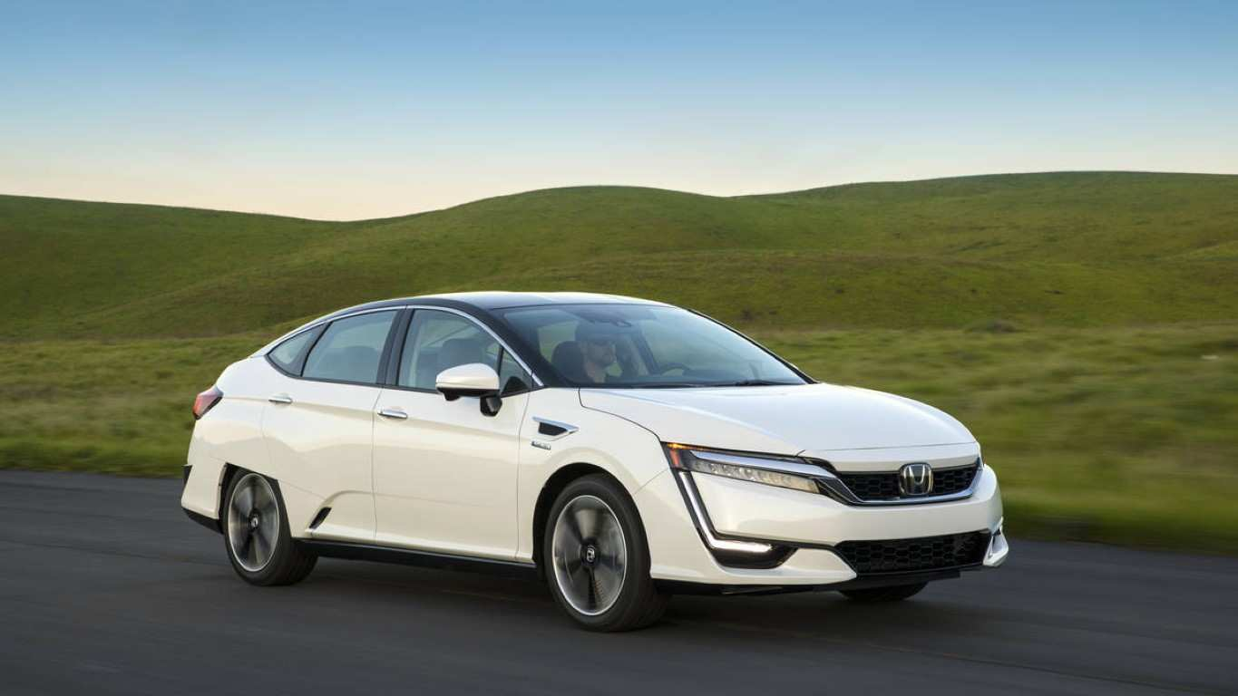 42 Concept of The Clarity Honda 2019 Review Wallpaper for The Clarity Honda 2019 Review