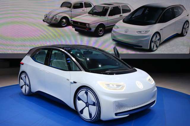 42 Concept of Volkswagen Ev 2019 Review with Volkswagen Ev 2019