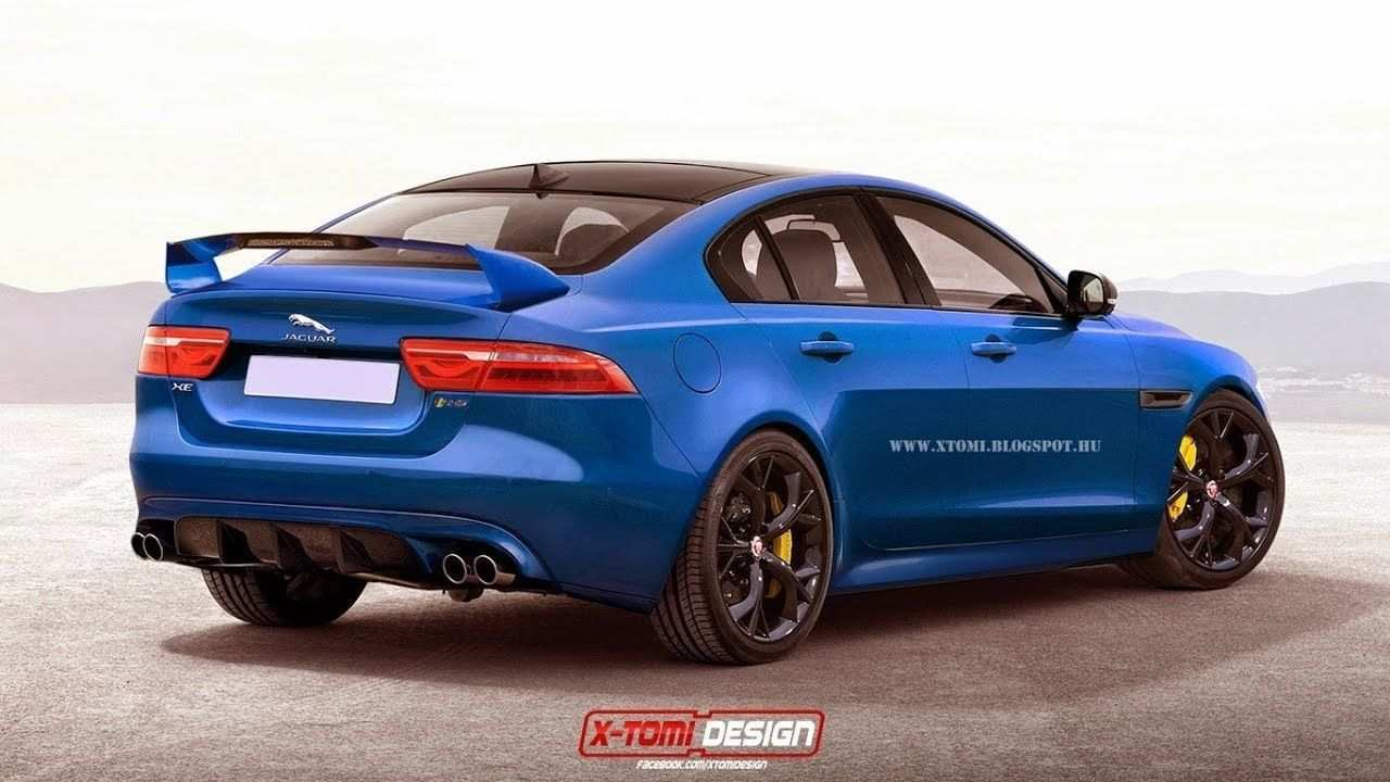 42 Gallery of 2019 Jaguar Xe Svr Release by 2019 Jaguar Xe Svr