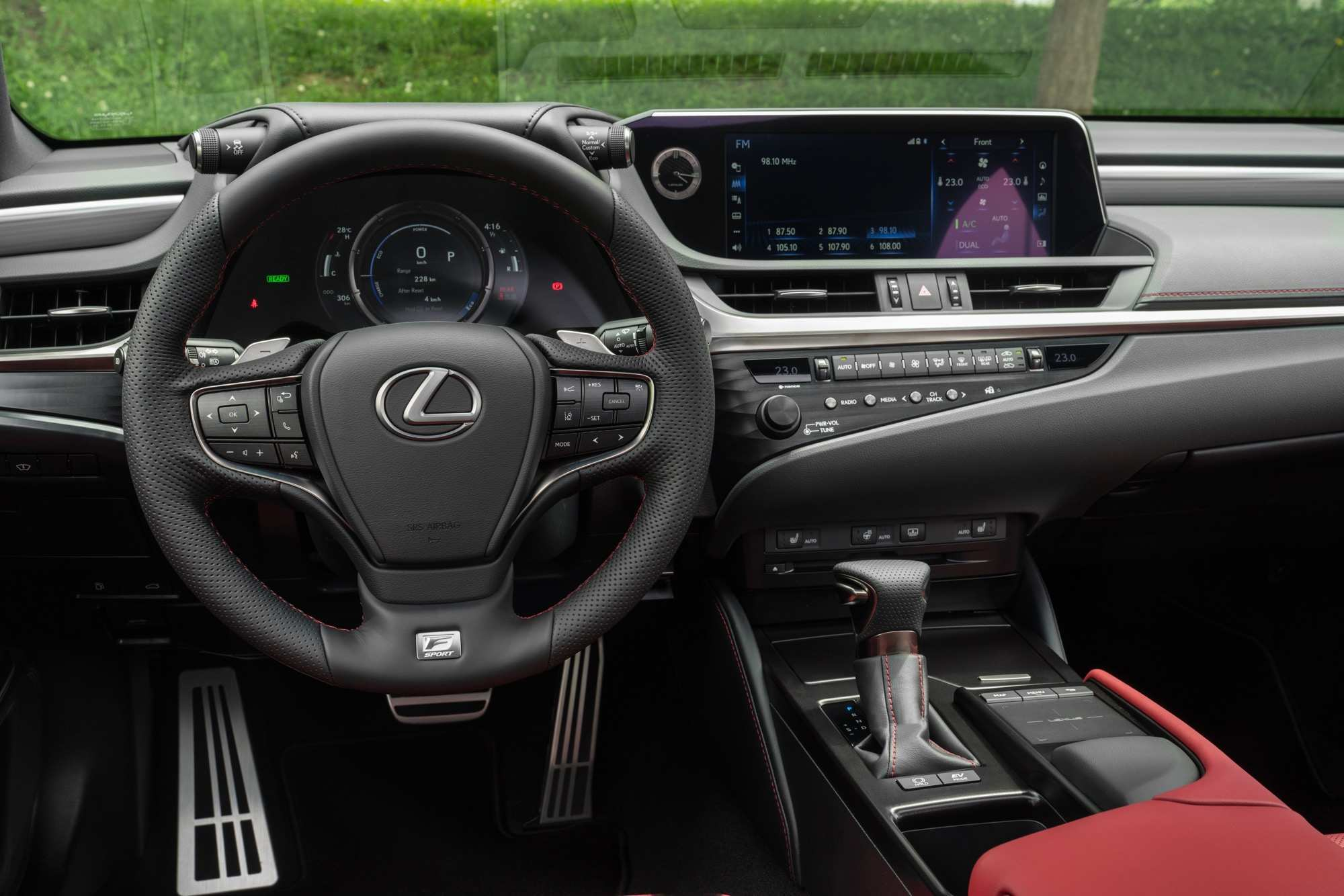 42 Gallery of 2019 Lexus Es 350 Interior Photos for 2019 Lexus Es 350 Interior