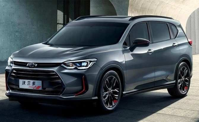 42 Gallery of Best Chevrolet Orlando 2019 China Release Date Price And Review Price and Review by Best Chevrolet Orlando 2019 China Release Date Price And Review