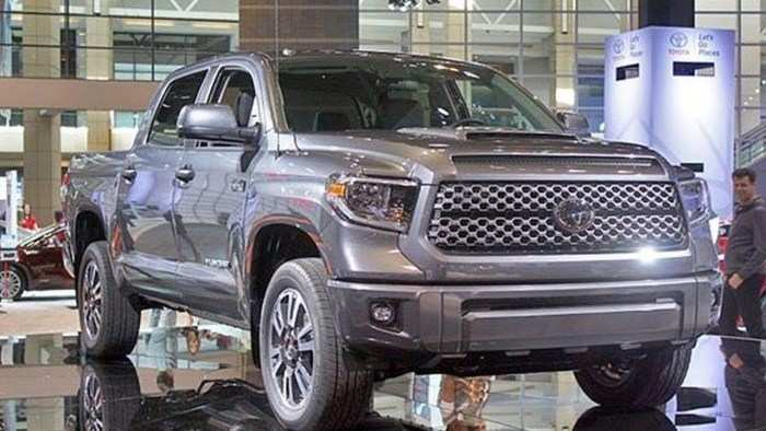 42 Gallery of Best Toyota 2019 Tundra Diesel Redesign Exterior and Interior by Best Toyota 2019 Tundra Diesel Redesign