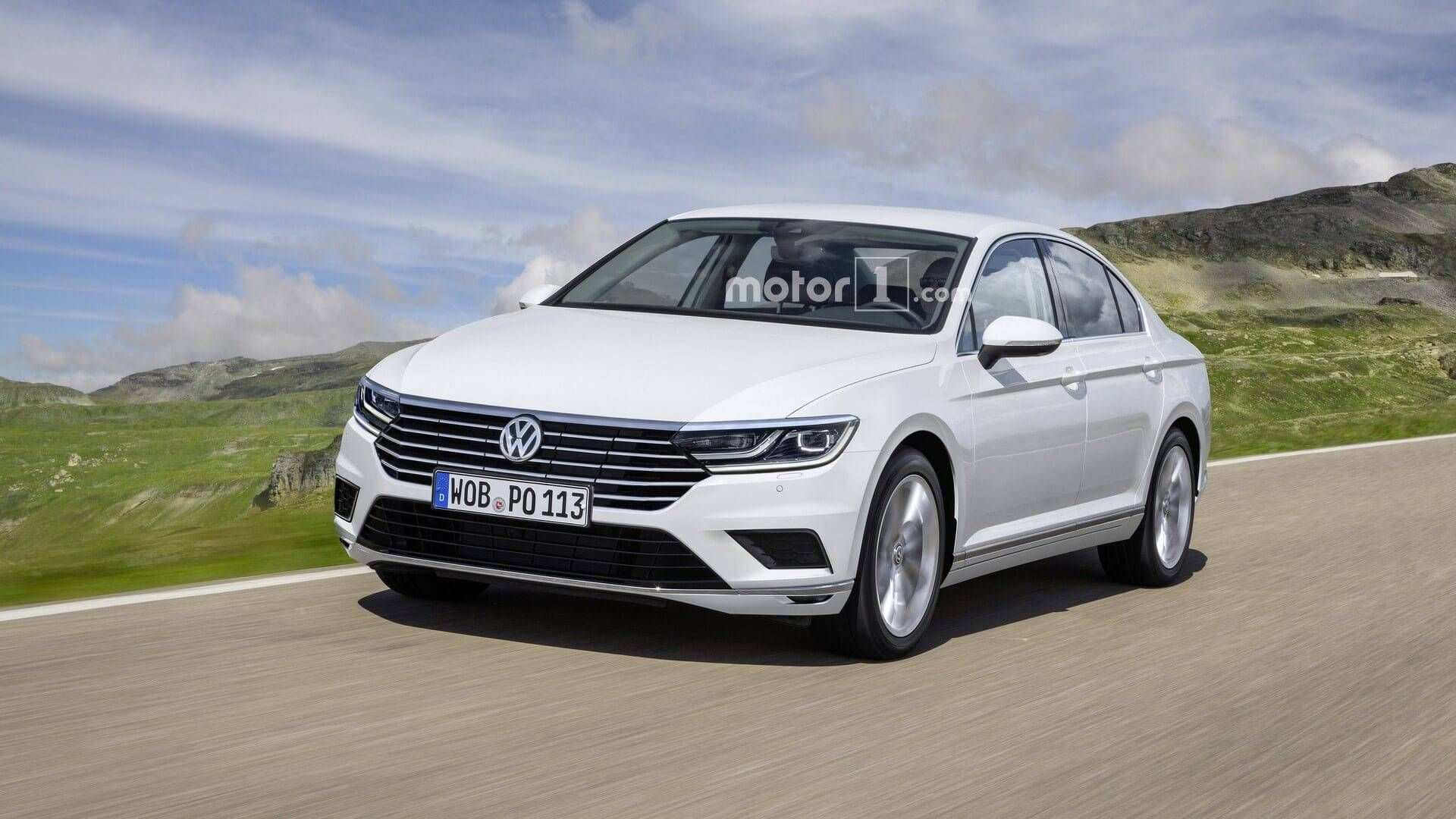 42 Gallery of Best Volkswagen Passat 2019 Release Date Engine for Best Volkswagen Passat 2019 Release Date