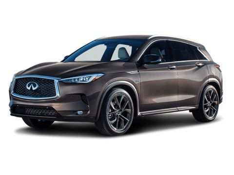 42 Gallery of Infiniti Qx50 2019 Images Overview And Price Exterior for Infiniti Qx50 2019 Images Overview And Price