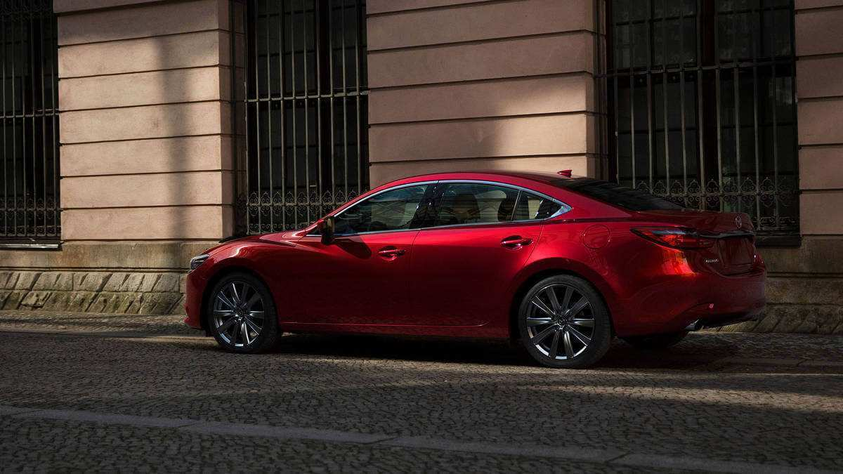 42 Gallery of New 2019 Mazda 6 Spy Shots Redesign Price And Review Engine by New 2019 Mazda 6 Spy Shots Redesign Price And Review
