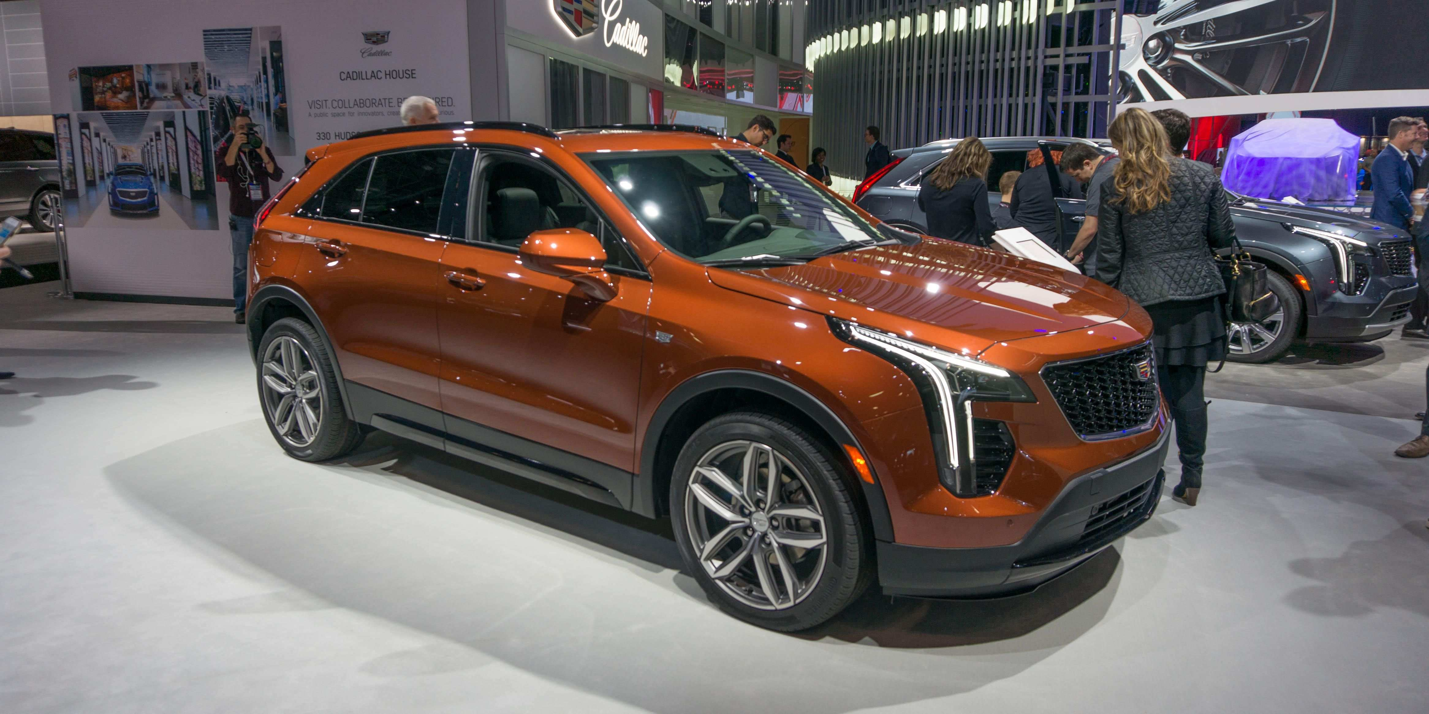 42 Gallery of New Cadillac 2019 Xt4 Price Engine by New Cadillac 2019 Xt4 Price