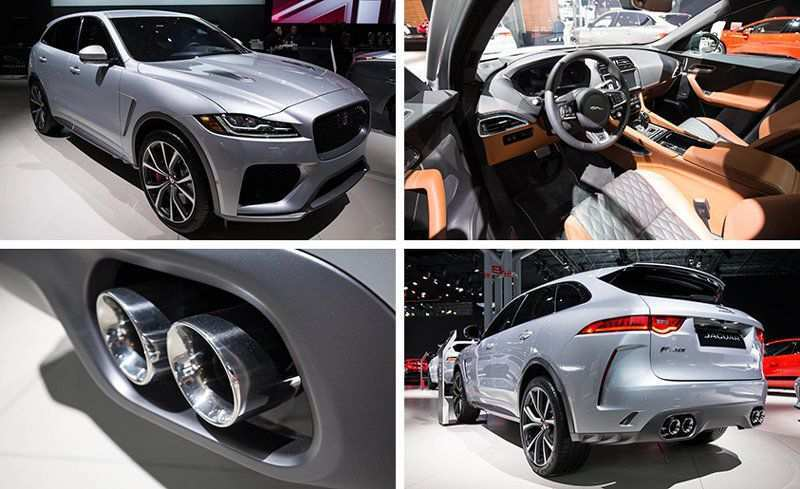 42 Great 2019 Jaguar F Pace Svr Price Price Reviews for 2019 Jaguar F Pace Svr Price Price