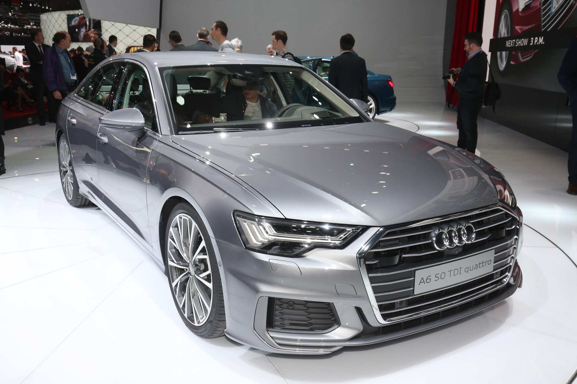 42 Great Best A6 Audi 2019 Interior Rumors Price and Review by Best A6 Audi 2019 Interior Rumors