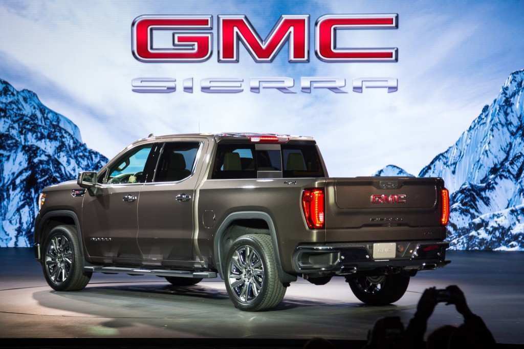 42 Great The 2019 Gmc Sierra Images Performance Review by The 2019 Gmc Sierra Images Performance