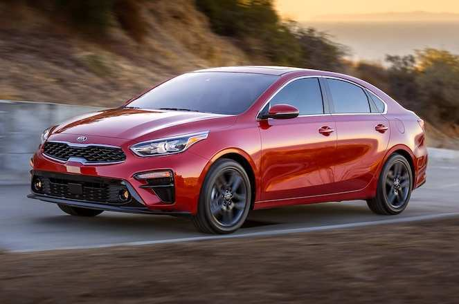 42 New 2019 Kia Forte Horsepower Performance and New Engine by 2019 Kia Forte Horsepower