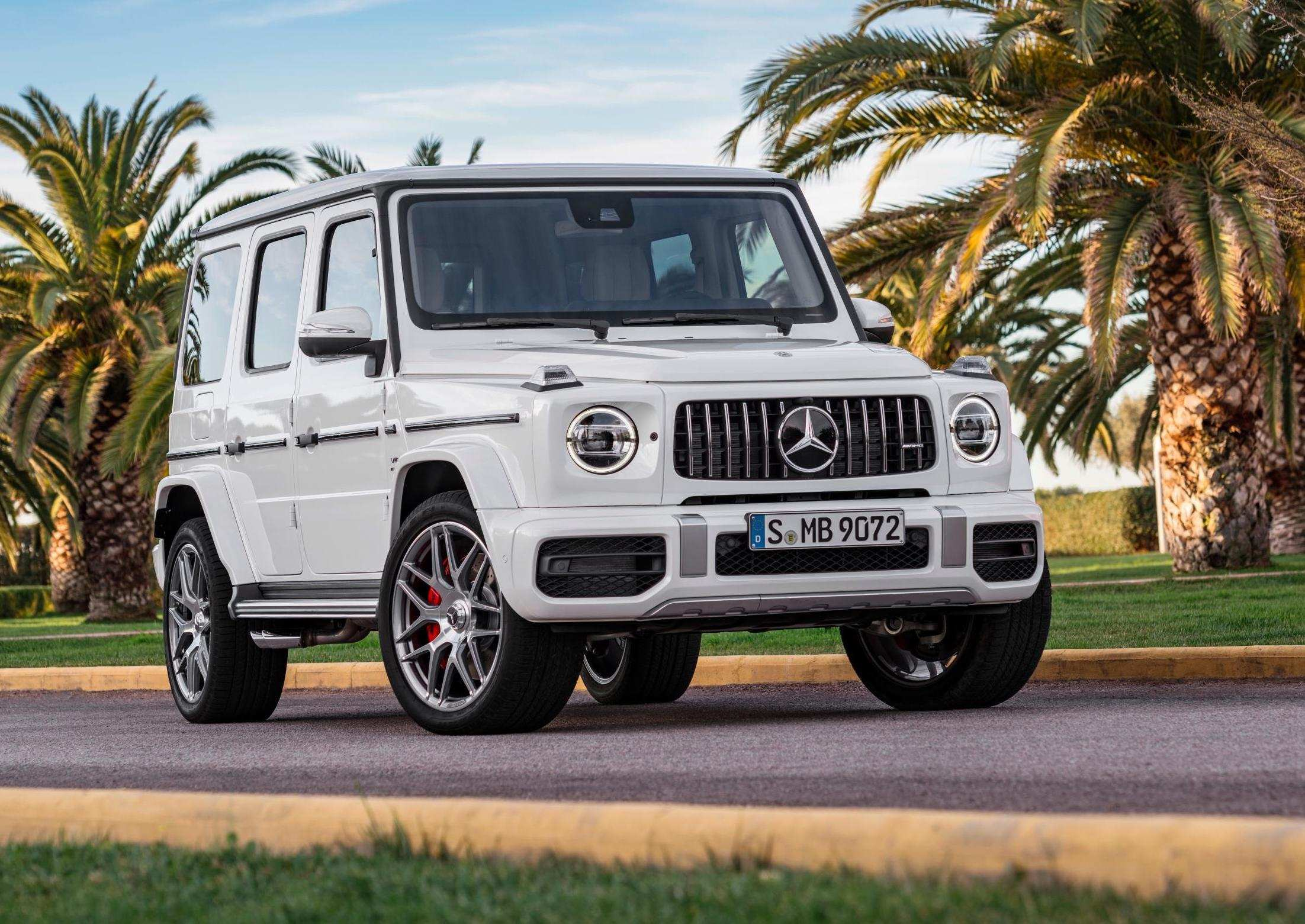 42 New 2019 Mercedes G Wagon For Sale Price Performance with 2019 Mercedes G Wagon For Sale Price