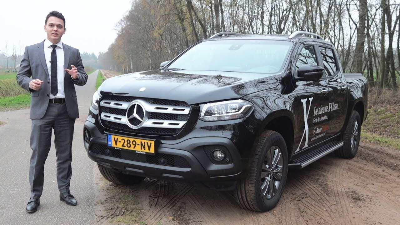 42 New 2019 Mercedes X Class Images by 2019 Mercedes X Class
