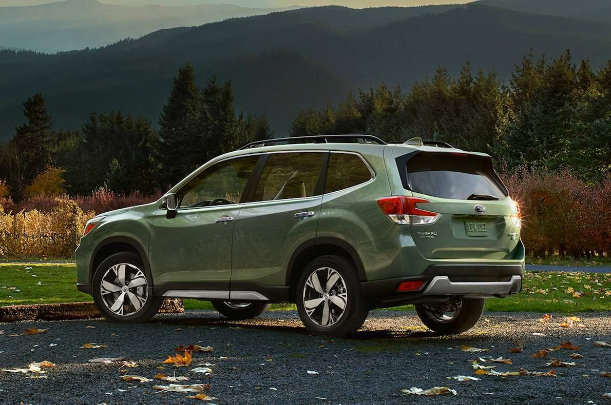 42 New 2019 Subaru Hybrid Forester Performance History with 2019 Subaru Hybrid Forester Performance