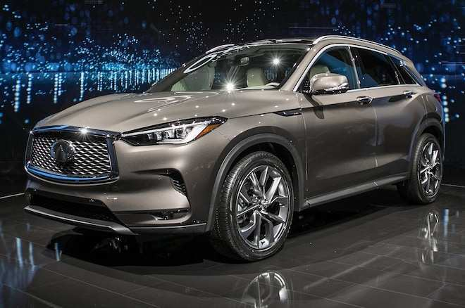 42 New Infiniti Qx50 2019 Images Overview And Price First Drive by Infiniti Qx50 2019 Images Overview And Price