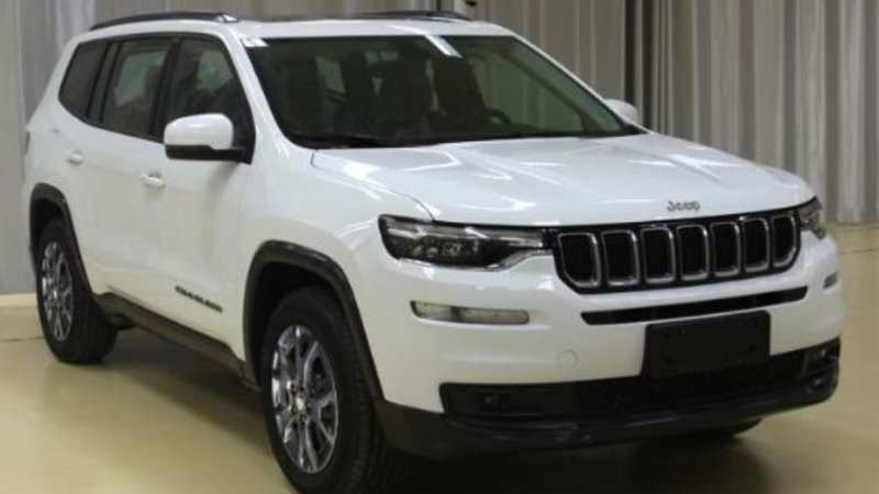 42 New New Jeep Grand Commander 2019 Price Rumors for New Jeep Grand Commander 2019 Price