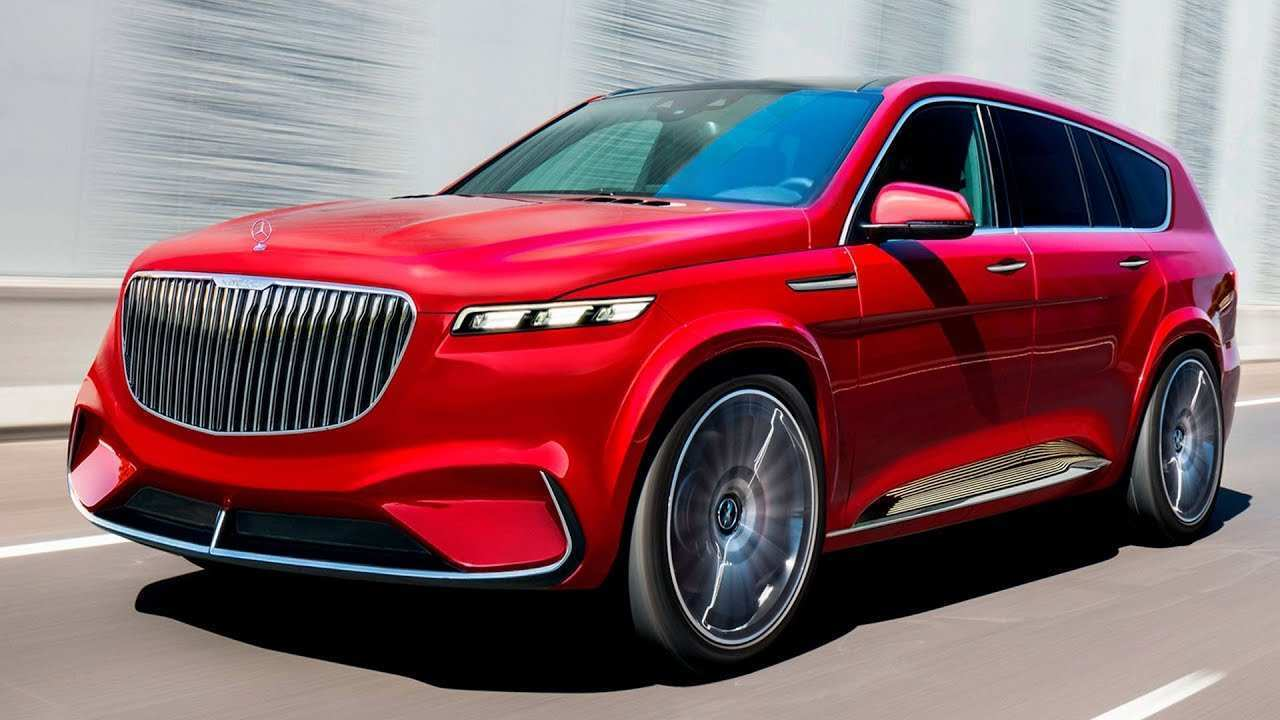 42 The Mercedes Maybach Gls 2019 Price and Review for Mercedes Maybach Gls 2019
